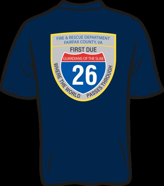 FS426 PatchT-Shirt