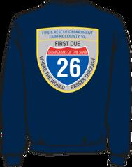FS426 Patch Lightweight Sweatshirt