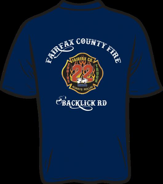 FS422 Patch T-Shirt