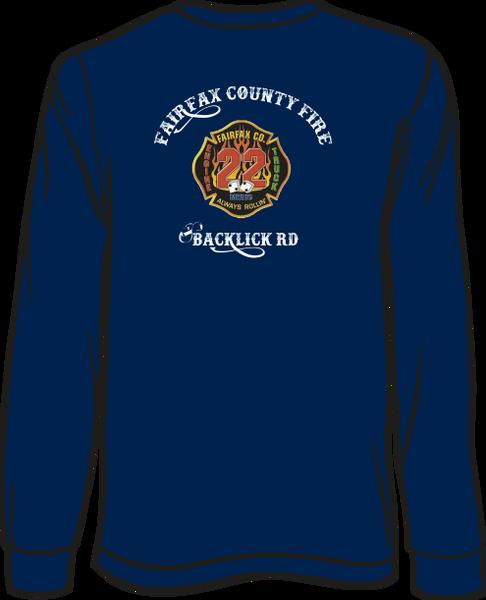 FS422 Patch Long-sleeve T-Shirt