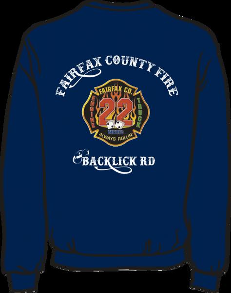 FS422 Patch Heavyweight Sweatshirt