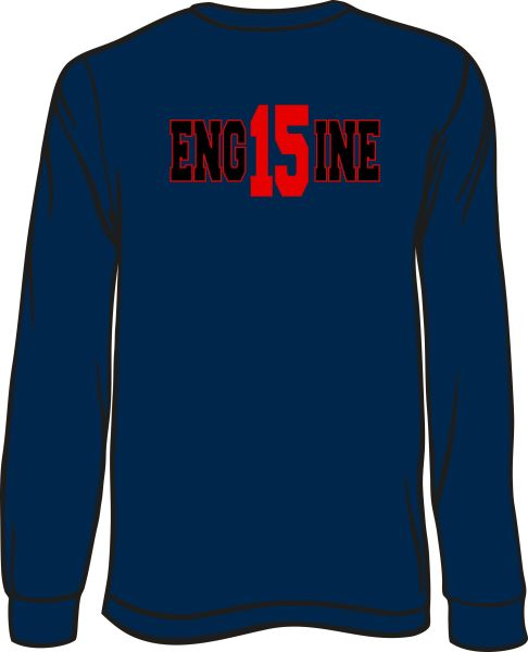 FS415 Eng15ine Long Sleeve T-Shirt