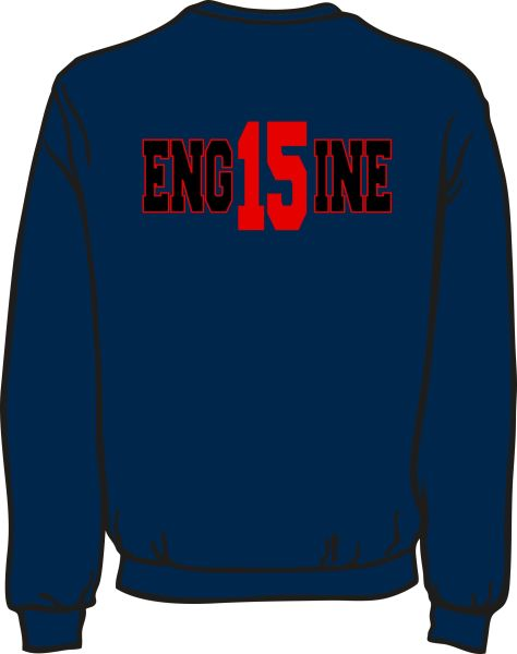 FS415 Eng15ine Heavyweight Sweatshirt