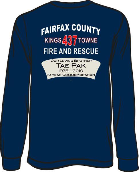 FS437 Tae Pak Long-Sleeve T-shirt
