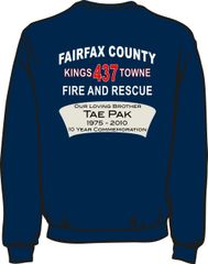 FS437 Lightweight Sweatshirt