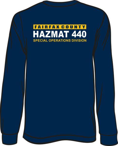 HazMat 440 Long-Sleeve T-Shirt