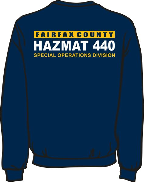 HazMat 440 Heavyweight Sweatshirt