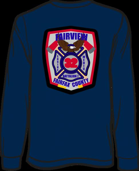 FS432 Patch Long-Sleeve T-Shirt
