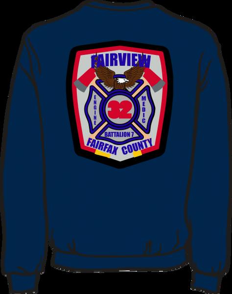 FS432 Patch Heavyweight Sweatshirt