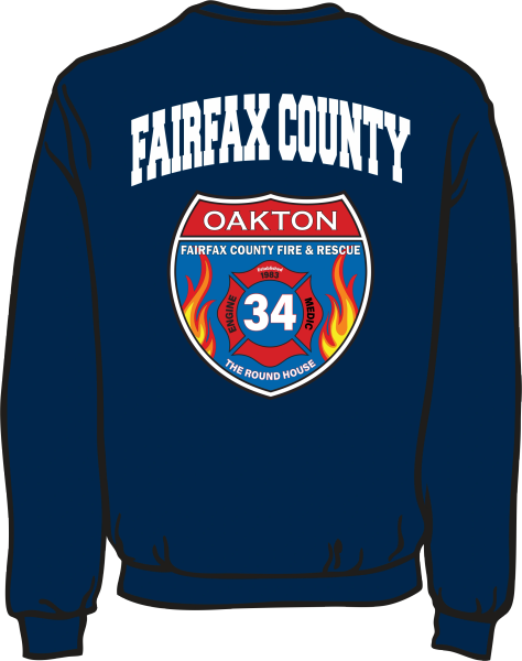FS434 Lightweight Sweatshirt
