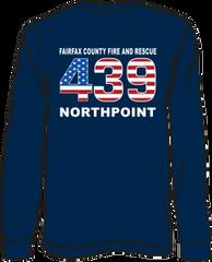 FS439 Flag Long-Sleeve T-shirt