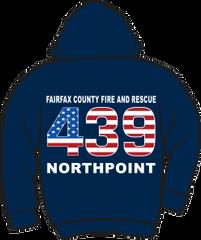 FS439 Lightweight Sweatshirt