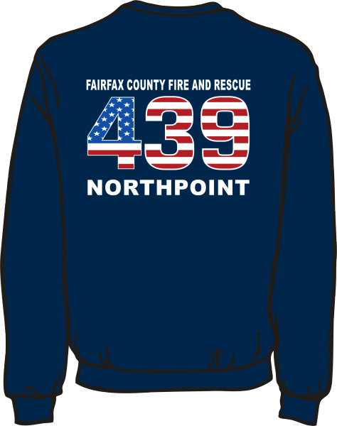 FS439 Heavyweight Sweatshirt