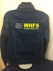 WHFS Jean Jacket