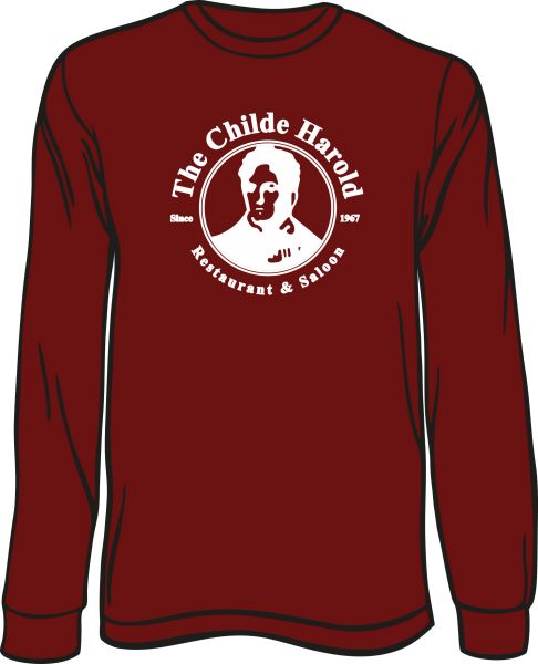 Childe Harold Long-Sleeve T-Shirt without address