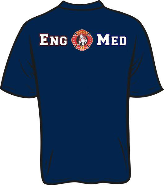 FS423 Engine Medic Short-Sleeve T-shirt