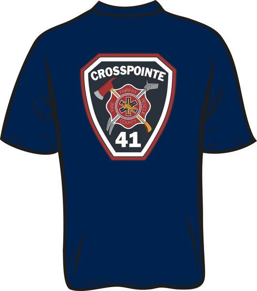 FS441 Patch T-Shirt
