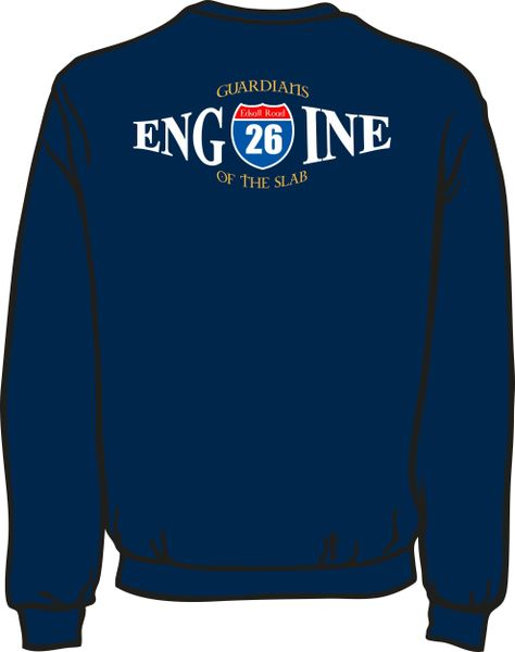 FS426 Guardian Engine Heavyweight Sweatshirt
