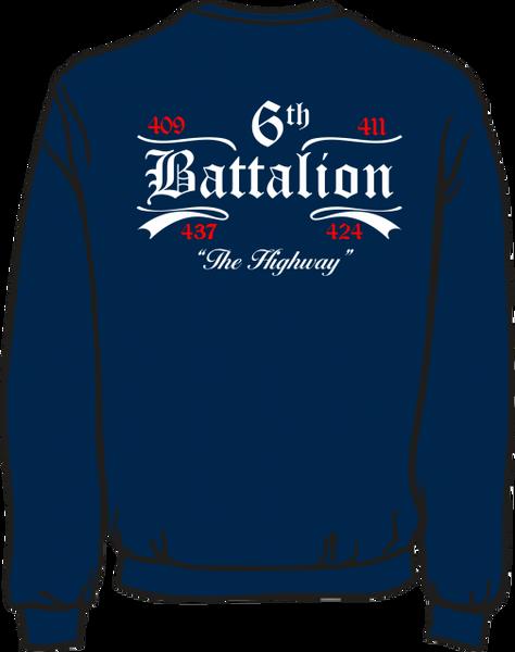 Battalion 6 Lightweight Sweatshirt