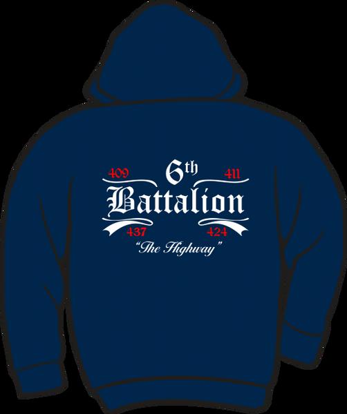 Battalion 6 Lightweight Hoodie