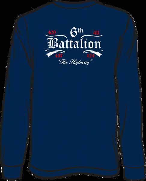 Battalion 6 Long-Sleeve T-Shirt