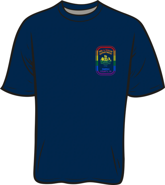 Local 2068 Pride Shirts
