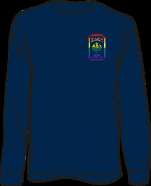 Local 2068 Pride Long-Sleeve Shirts