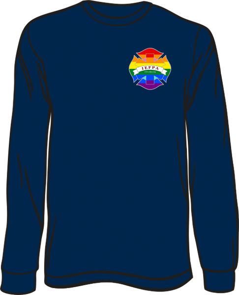 IEFPA Long-Sleeve T-shirt - Front Only