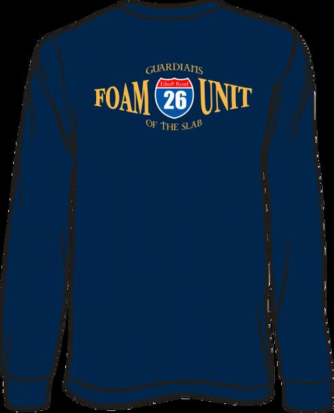 FS426 Guardian Foam Unit Long-Sleeve T-Shirt