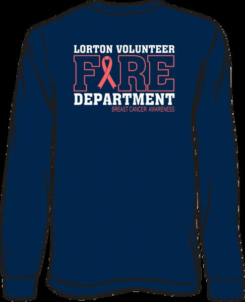 Vol 19 Breast Cancer Awareness Long-Sleeve T-Shirt