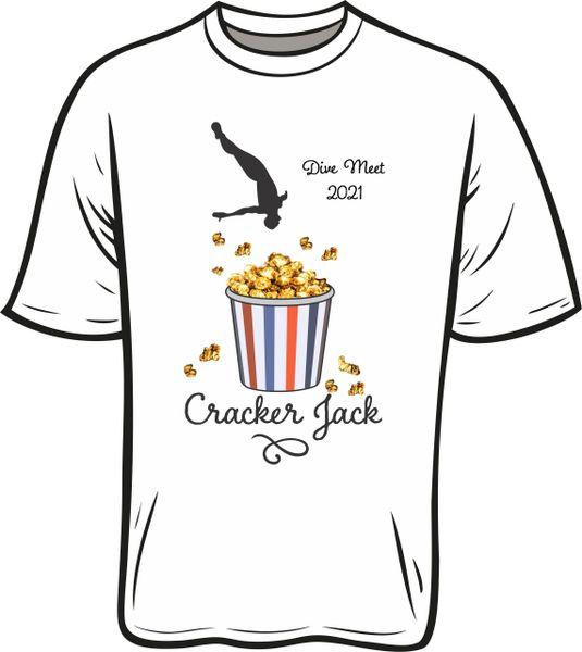 Cracker Jack T-Shirt