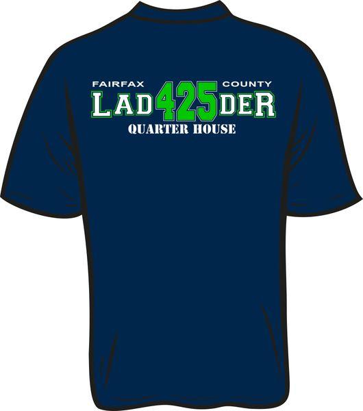 FS425 Ladder T-Shirt