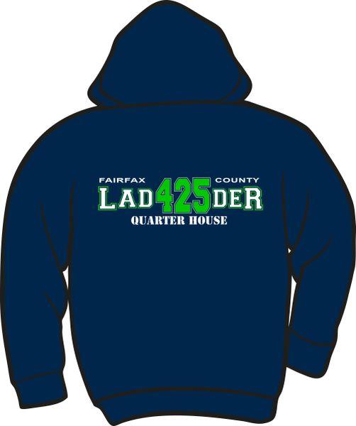 FS425 Ladder Heavyweight Hoodie