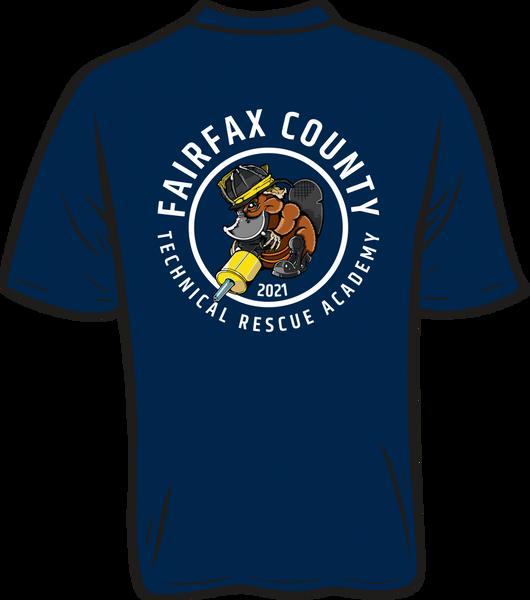 Fairfax County TROT 2021 T-shirt
