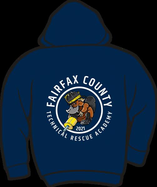 Fairfax County TROT 2021 Lightweight Hoodie