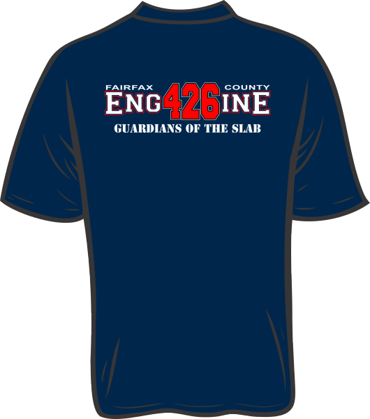FS426 Eng426ine T-shirt