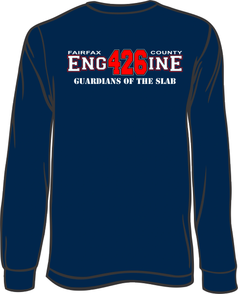 FS426 Eng426ine Long-Sleeve T-shirt