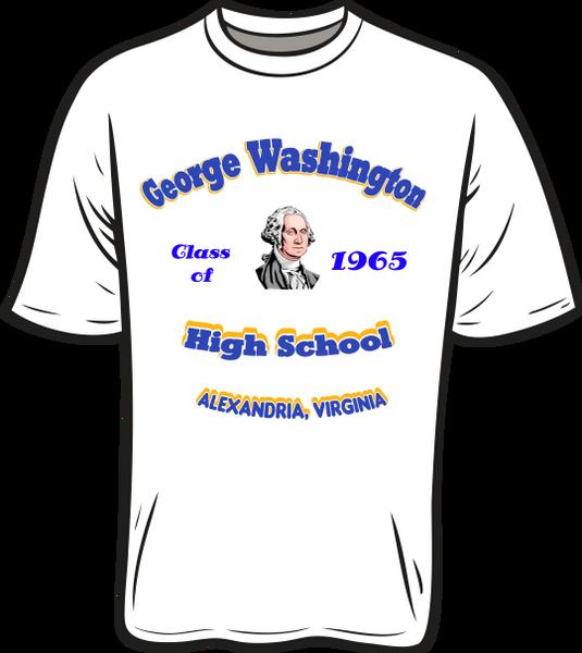 GW High School Class T-Shirt