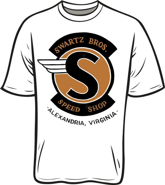 Swartz Brothers' Speed Shop T-Shirt