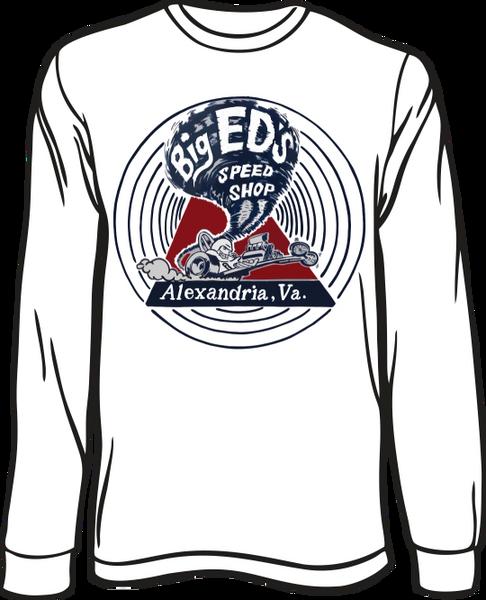 Big Ed's Speed Shop Long-Sleeve T-Shirt