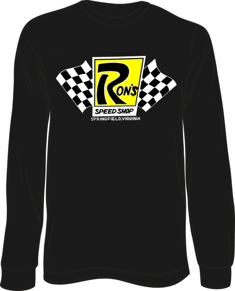 Ron's Speed Shop Long-Sleeve T-Shirt