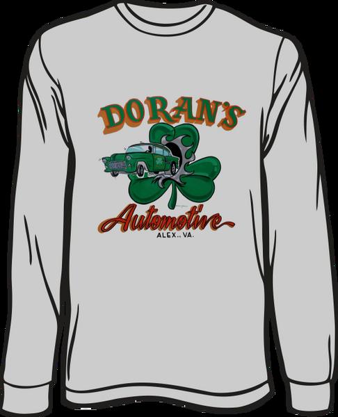 Doran's Speed Shop Long-Sleeve T-Shirt
