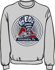 Big Ed's Speed Shop Lightweight Sweatshirt