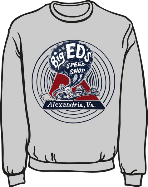Big Ed's Speed Shop Lightweight Sweatshirt