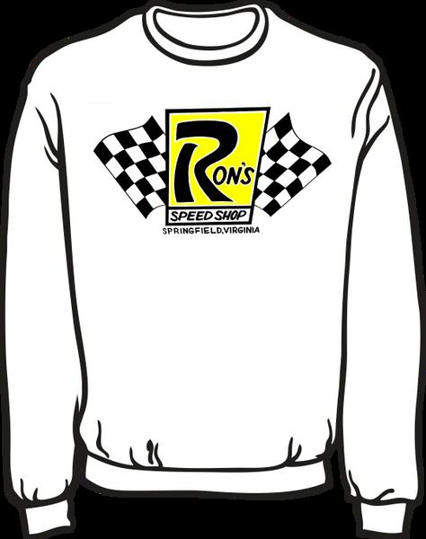 Ron's Speed Shop Lightweight Sweatshirt