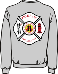 FS411 Fire & Rescue Lightweight Sweatshirt
