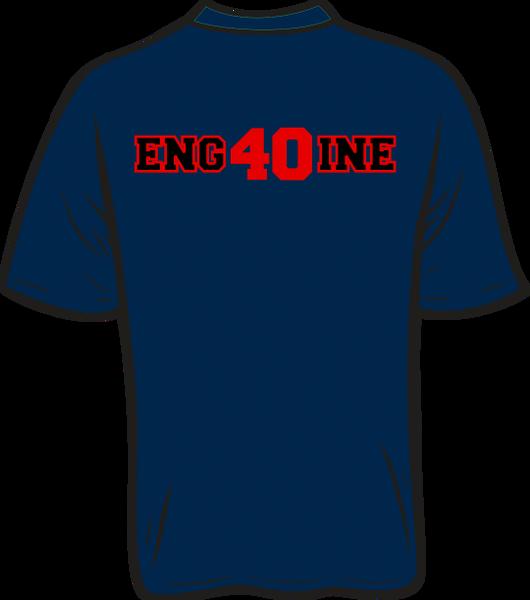 FS440 Eng40ine T-shirt