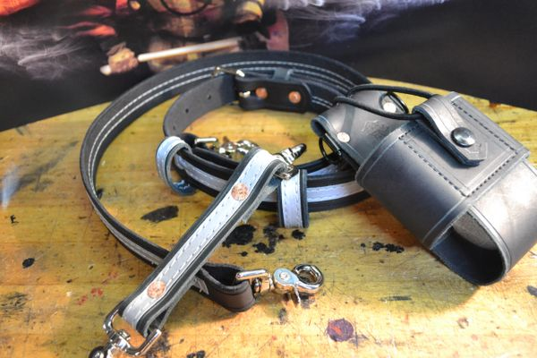 "The ""JP Strap"" with Holster and Anti Sway Strap"