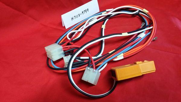 power wheels wiring harness power wheels wire harness k7112 9799 senior fossil parts  power wheels wire harness k7112 9799