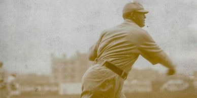 Cy Young by Paul Thompson
